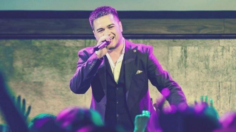 Крымскотатарский певец Эдвин Эдди выступает по всей Европе