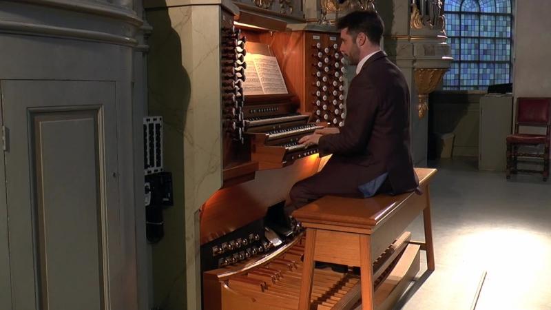 631 J. S. Bach - Komm, Gott Schöpfer, heiliger Geist (Orgelbüchlein No. 33), BWV 631 - Ulf Norberg