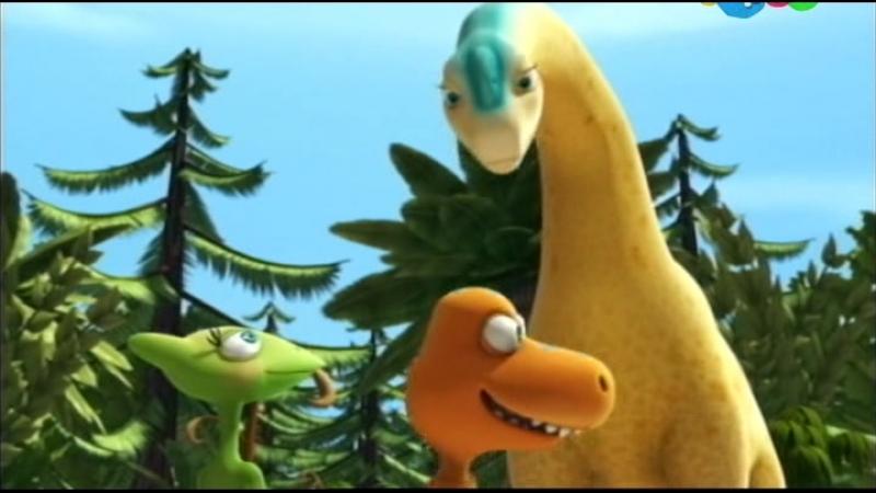 17. Всё об Аламозавре. Закат и рассвет