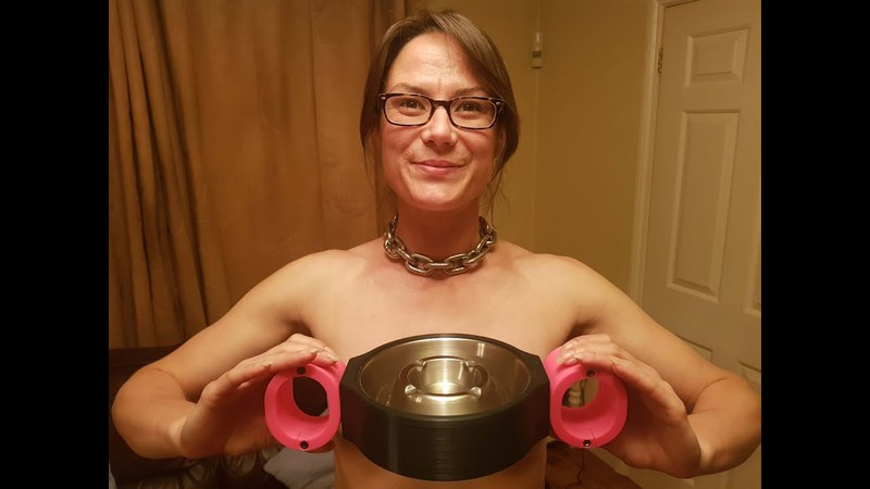 Ashtray Cuffs - Perfect for kinky parties