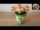 Fleurs apéritives (Idée déco) - APERITIF DINATOIRE - LA BOITE A RECETTES