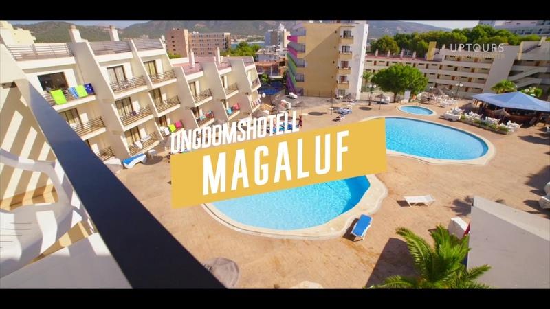 Uptours Ungdomshotell TRH Magaluf