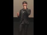 181006 EXO Lay Yixing @ 电影一出好戏 (The Island) Weibo Update