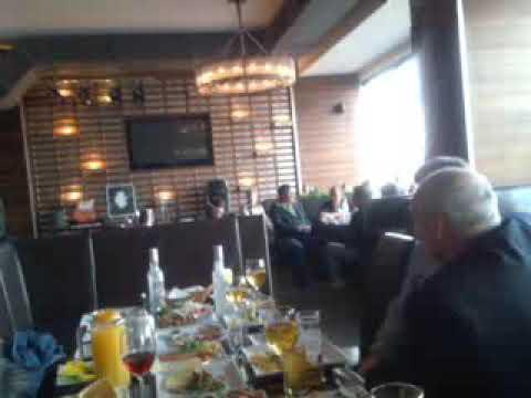 Евгений Осин - Записка-акустика (40 дней Александру Барыкину, ресторан Бюрократ, Москва 04.05.2011)
