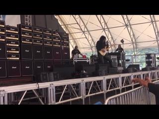 Yngwie Malmsteen _ Top Down, Foot Down live @ Sweetwater GearFest