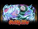 【Naruto Blazing】★6 RPG Kakashi (Mage) - Overview