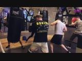 Бокс в Cube Fitness