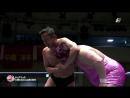 Masanobu Fuchi Osamu Nishimura vs Takao Omori Yutaka Yoshie AJPW Champion Carnival 2018 Day 15