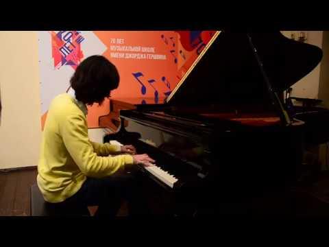 R. Schumann Toccata C-dur op.7/ Р. Шуман Токката C-dur op.7