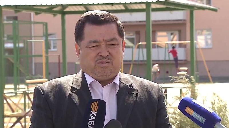 О строительстве жилья в новом микрорайоне г. Туркестан (А. Алдамуратов)