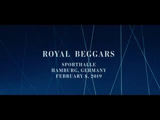 Architects — royal beggars (live at hamburg 2019)