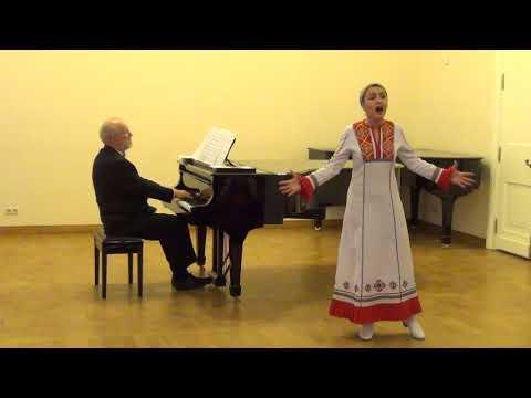 Екатерина Киселева - Триптих В.В.Беляева Девичьи страдания