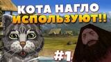 The Cat! Porfirio's Adventure КОТ В ЧЕРНОБЫЛЬСКОЙ ДЕРЕВНЕ