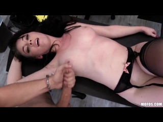 Athena Rayne - Handcuffed [All Sex, Hardcore, Blowjob, Gonzo]