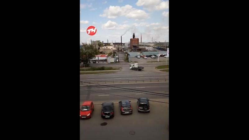 Ленинский, Копейское шоссе, дышать не возможно