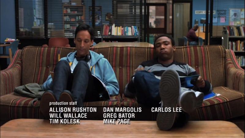 Сообщество _ Community 1-25 серия 1 сезон [Paramount Comedy] - смотреть онлайн в HD (720p) - addpg.net - Google Chrome 13.05.201