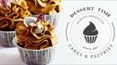 КАПКЕЙКИ шоколад-карамель * Простой рецепт вкусных капкейков * Caramel chocolate cupcakes