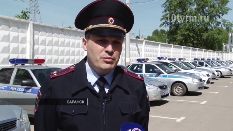 Репортаж 10-го канала об ограничении въезда в Саранск