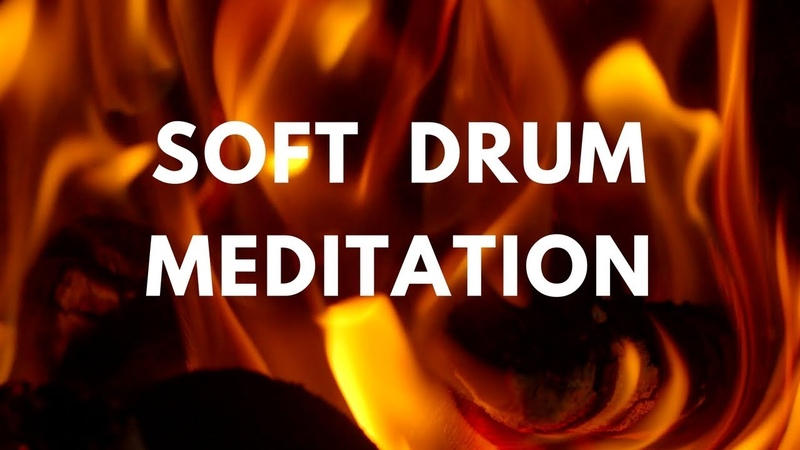 Native Soft Drum Meditation Music Navajo Drums Native American Drums Trace State Deep Trance