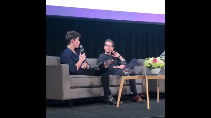 Billboard's Live Music Summit, Nov 13, 2018, LA