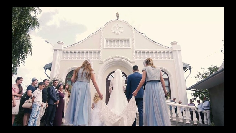 Прекрасное венчание Руслана и Илоны