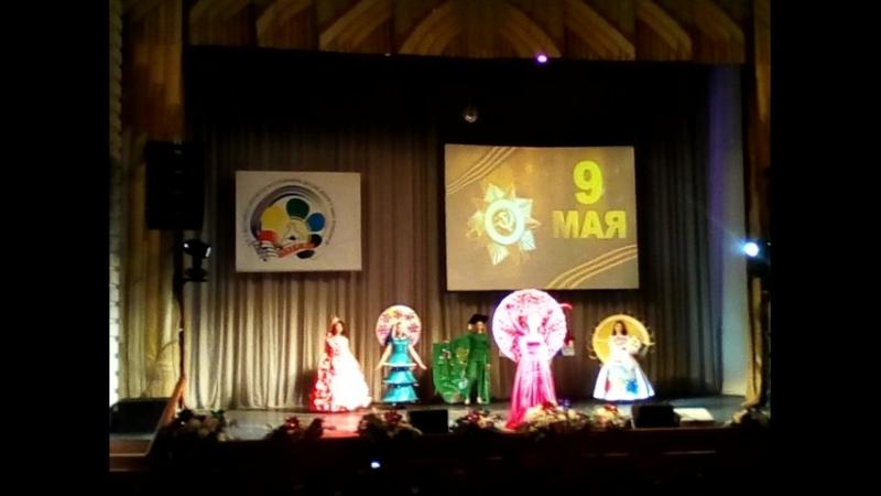 Двадцать пятый юбилейный фестиваль Надежда