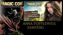 MagicCon (2018) Samstag Panel Anna Popplewell und Craig Parker