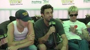 The Neighbourhood Backstage Interview at Radio 104.5 11th Birthday Celebration