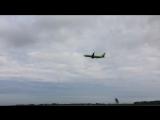 Взлёт Boeing 737-8LP S7 Airlines (BAX)