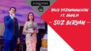 Hajy Yazmammedow ft. Amalia - Söz beryan ( Official Audio )