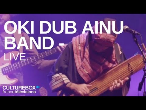 Oki dub Ainu Band - Live @ Trans Musicales 2017