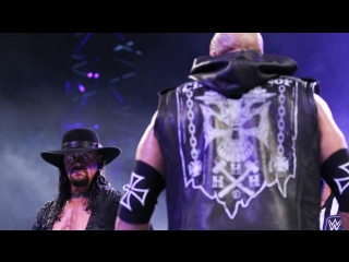 WWE Super Show-Down: The Undertaker vs. Triple H (No Disqualification Match)