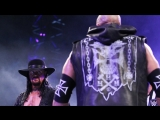 WWE Super Show-Down The Undertaker vs. Triple H (No Disqualification Match)