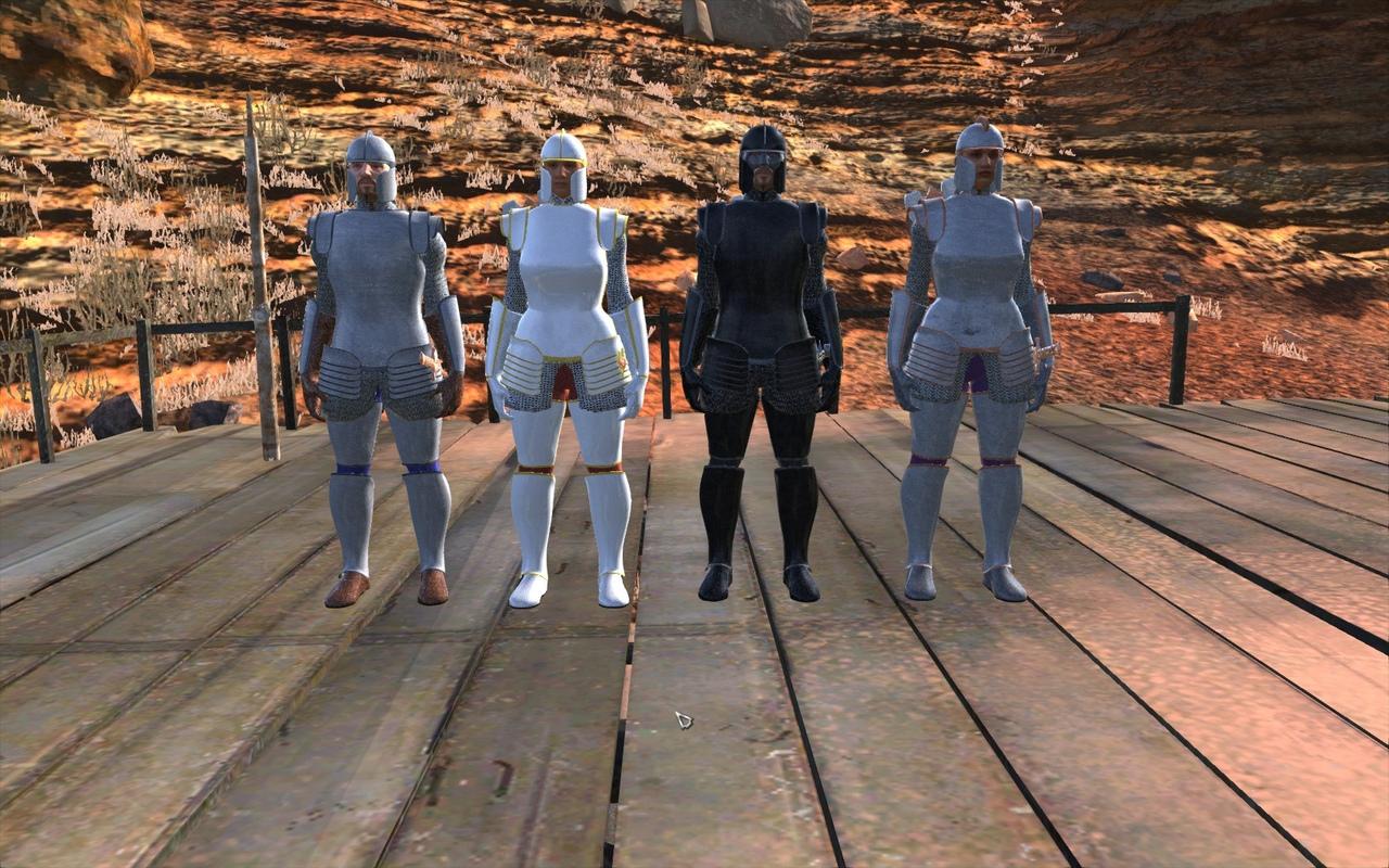 Terran Empire Armory / Снаряжение Империи Терран!