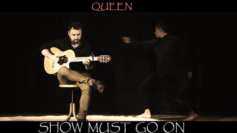 SHOW MUST GO ON - Queen - fingerstyle guitar cover by soYmartino