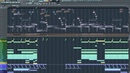 James Dymond Paladin Original Mix FL Studio Project View