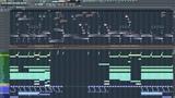 James Dymond - Paladin (Original Mix) FL Studio Project View