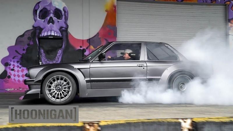 1000hp Turbo BMW e30 Gives Zero F*%ks DT257