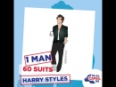 Wed like to thank @wb_illustration for putting all sixty of @Harry_Styles mesmerising suits on display. We. Werent. Ready.