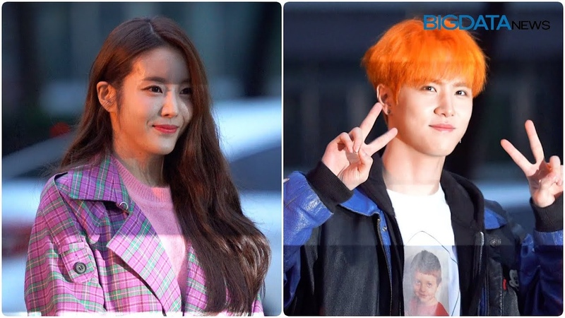 [BIG영상][4K] 박성연-김동한 10월 26일 뮤직뱅크 리허설 출근길