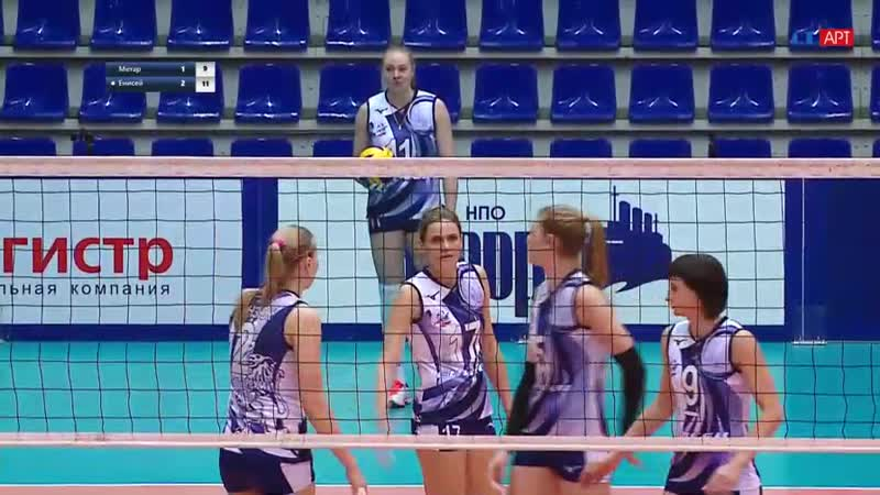 Чемпионат России 201819. 12-й тур. Динамо Метар - Енисей.