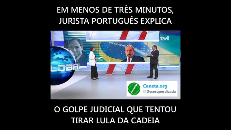 Caso Lula pela mídia portuguesa
