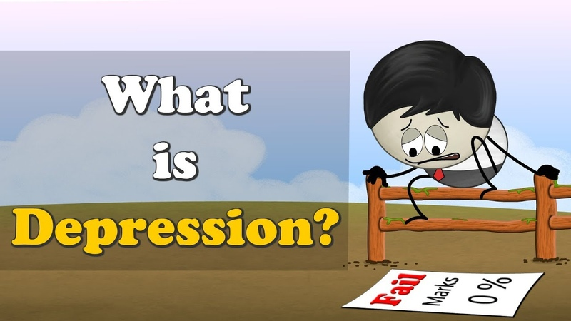 What is Depression aumsum kids education