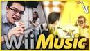 Wii Music Main Theme Jazz Arrangement || insaneintherainmusic (feat. Emily Gelineau) /