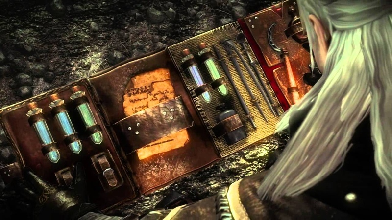 The Witcher 2 Enhanced Edition Launch Trailer - True Hero