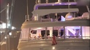 Katie Holmes and Jamie Foxx vacationing on yacht in Miami, Florida