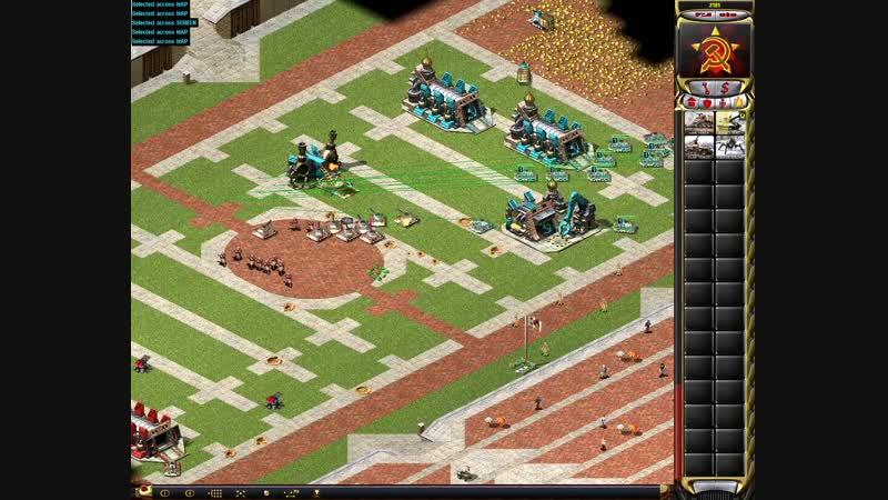 CC Red Alert 2 (HM) 281118(20)- Ibra vs Artemis