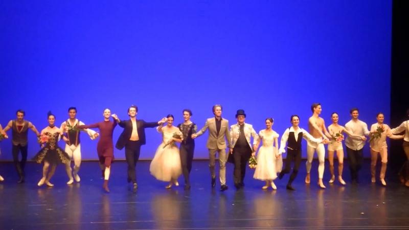 14.10.2018 Weltstar Balletgala. Vienna, Volkstheater - Балет Всемирной звезды Гала, Фолькстеатр Вена