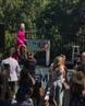 10062018 Леди Гага вместе со своей матерью Синтией Джерманоттой на мероприятии Empathy Rocks в Лос Анджелесе США