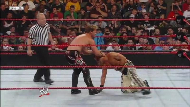 |WM| Шон Майклз против Криса Джерико - Судный день 2008